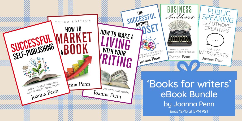 Books for Writers eBook Bundle Giveaway